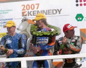 Olie Linsdell winner North West 200 2007